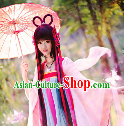 Chinese Beauty Women Costumes
