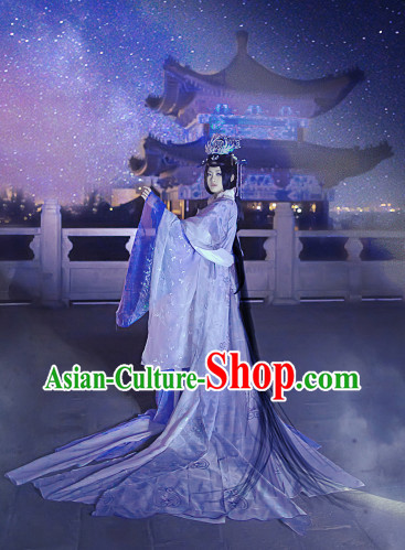 Top Chinese Empress Traditional Clothing for Women