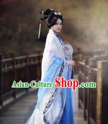 Supreme Chinese Empress Traditional Clothes for Girls