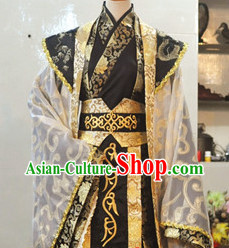 China Fashion Chinese Emperor Costumes