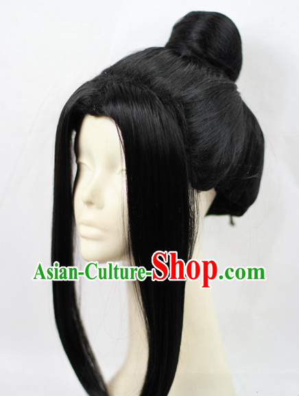 Chinese Traditional Black Hair Styles,