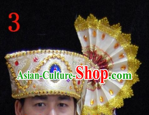 Asian Thailand Traditional Hat for Men