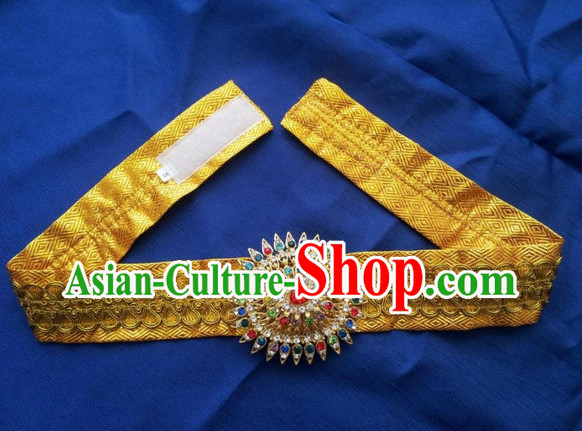 Traditional Thai Belt