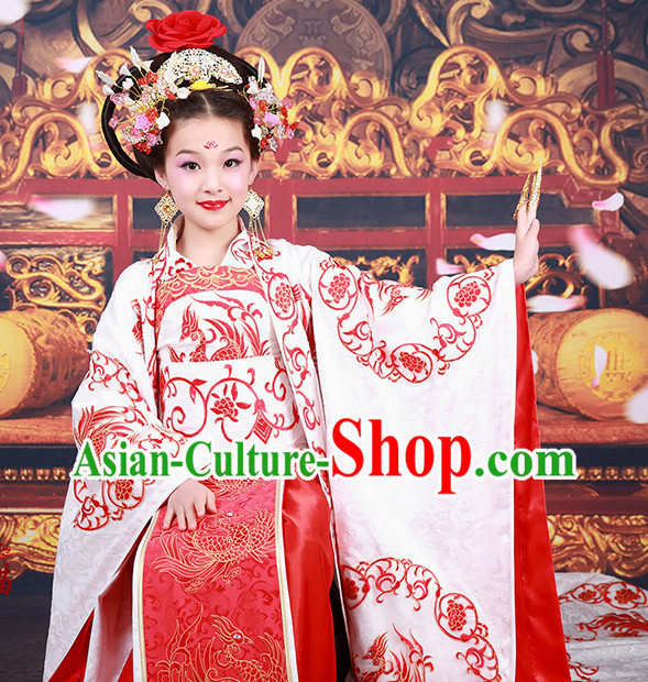 Chinese Ancient Empress Hair Accessories