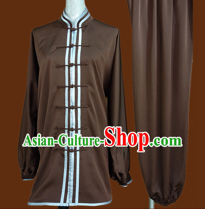 Wing Chun Kung Fu Clothes Complete Set for Men