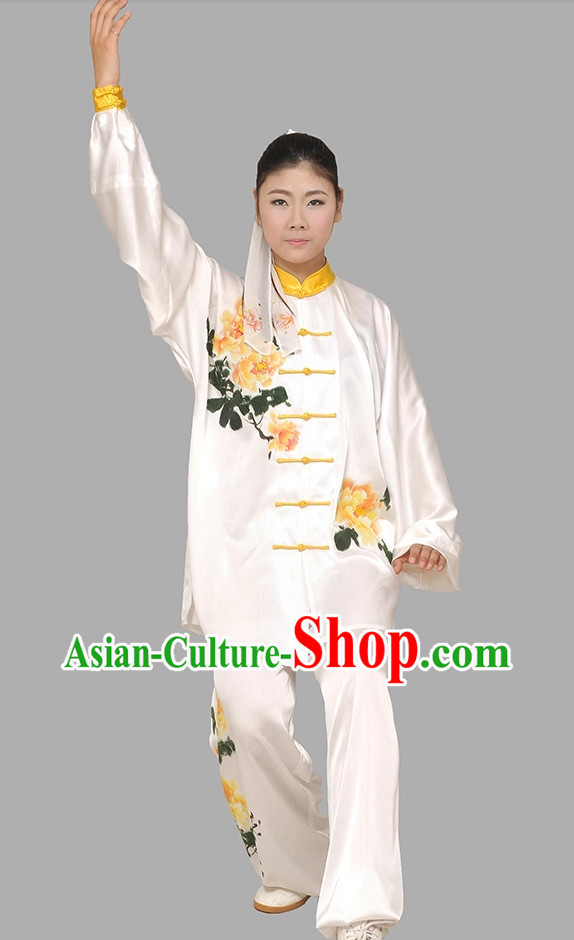 Top Kung Fu Martial Arts Suits Complete Set