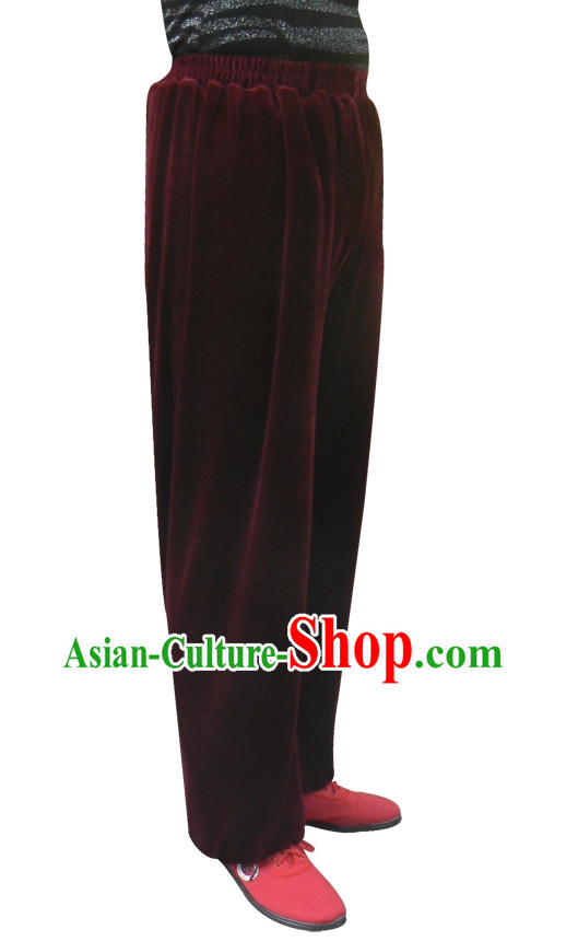 Top Wing Chun Quan Pants