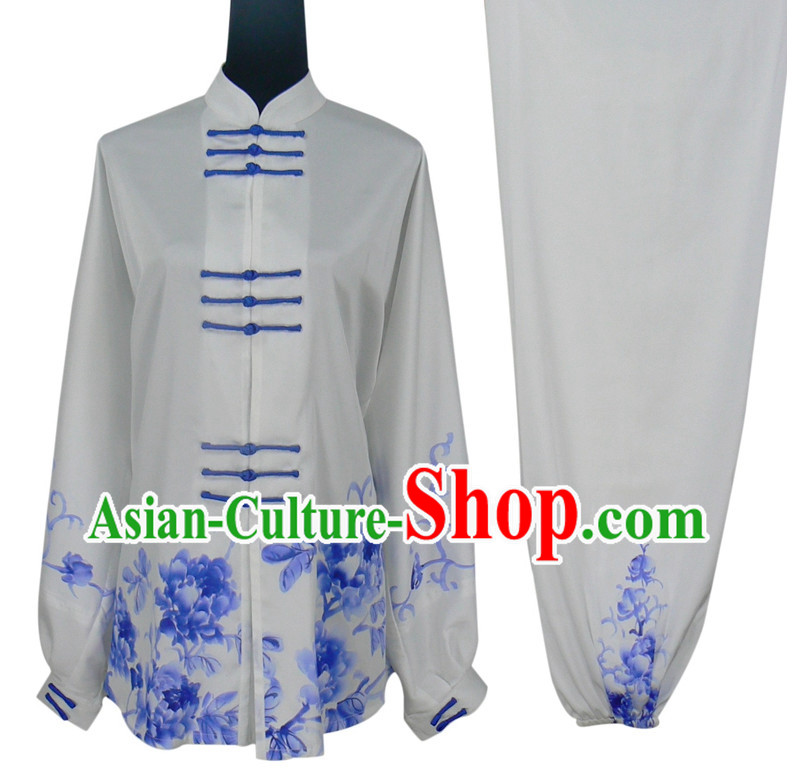 Asian Classical Kung Fu Uniforms