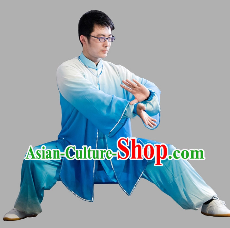 Color Transition Kung Fu Training Kung Fu Costume Kung Fu Classes Kung Fu Equipment Uniform
