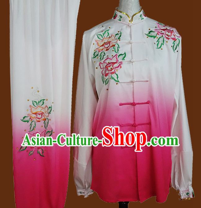 Long Sleeves Tai Chi Chuan Tai Chi Pants Tai Chi Outfits