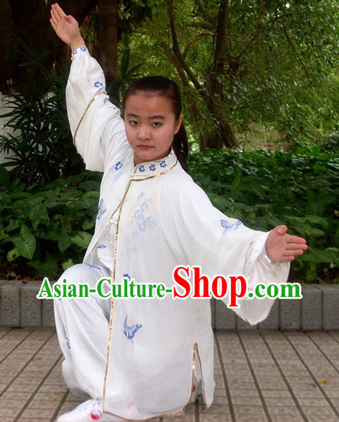 Long Sleeves Chinese Tai Chi Chuan Tai Chi Pants Tai Chi Outfits
