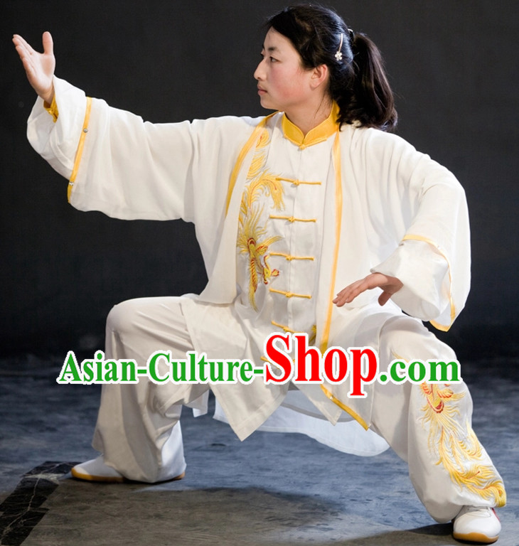 Long Sleeves Chinese Tai Chi Chuan Tai Chi Pants Tai Chi Clothing