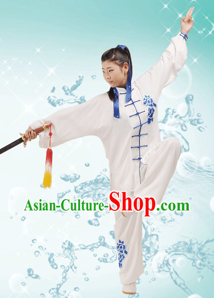 Long Sleeves Chinese Tai Chi Chuan Tai Chi Pants Tai Chi Dresses