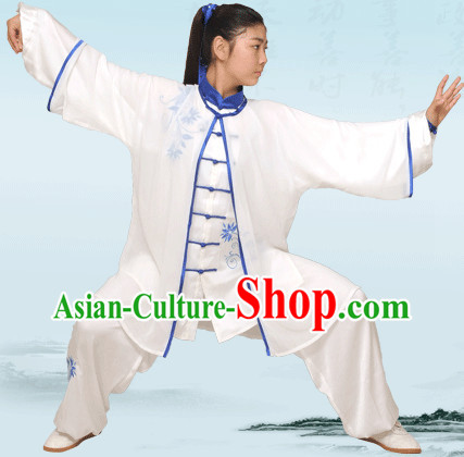 Long Sleeves Chinese Tai Chi Chuan Tai Chi Pants Tai Chi Suit and Mantle