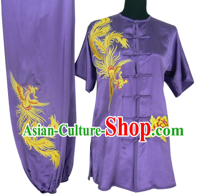 Short Sleeves Chinese Tai Chi Chuan Tai Chi Pants Tai Chi Suit