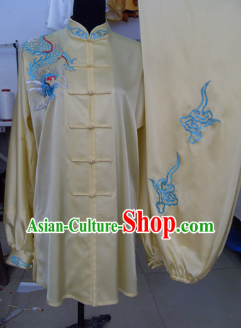 Top Asian Tai Chi Competition Championship Suit