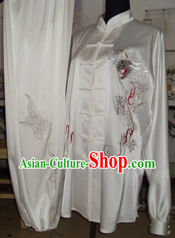 Top Dragon Tai Chi Competition Championship Clothes