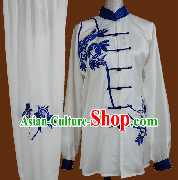 Chinese Traditional Tai Ji Competition Championship Suits