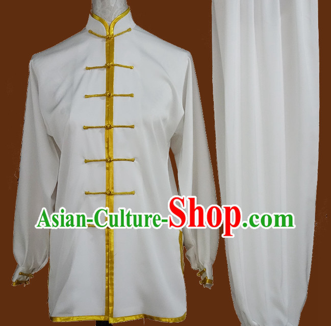 Chinese Traditional Tai Ji Practice Suit