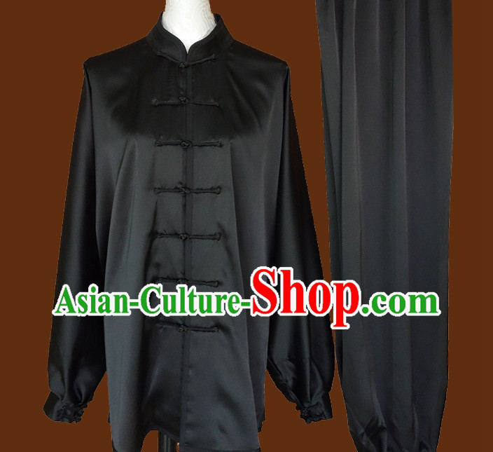 Chinese Traditional Tai Chi Training Suit