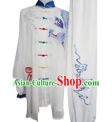 Top Professional Tai Chi Championship Clothing