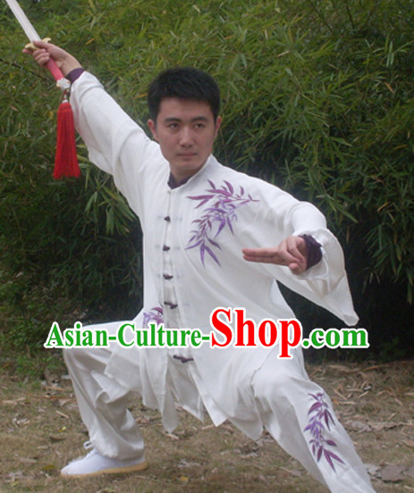 Top Professional Tai Chi Championship Clothing for Men