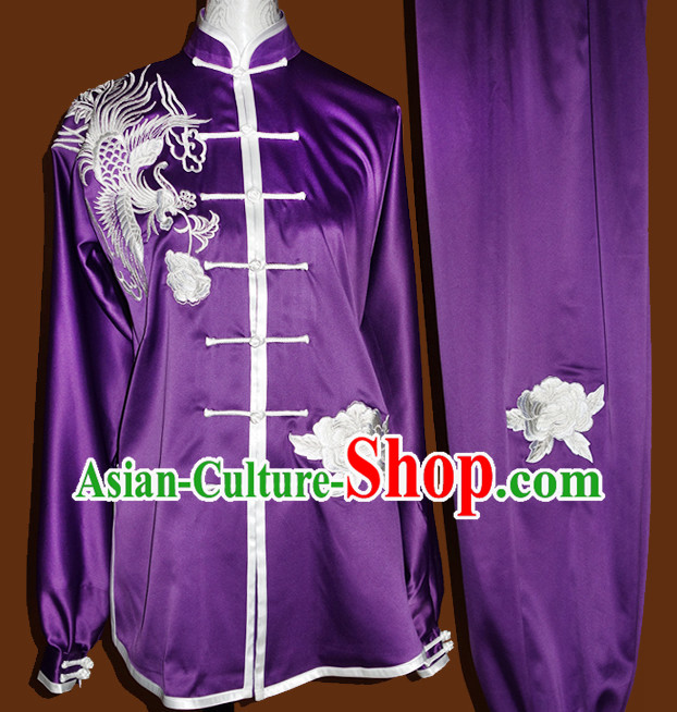 Supreme Professional Tai Chi Championship Clothing for Men