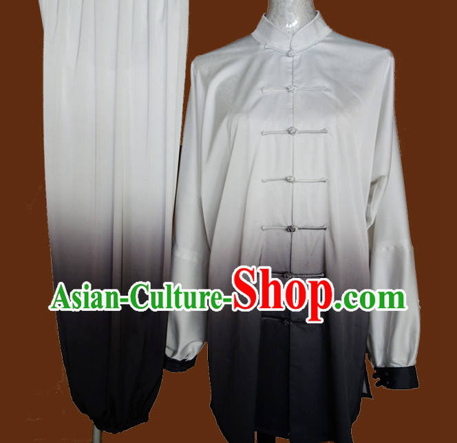 Supreme Color Change Professional Tai Chi Training Clothes for Men or Women
