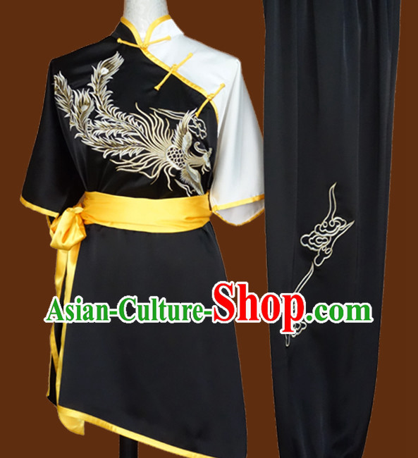 Supreme Embroidered Dragon Kung Fu Suit for Men or Women