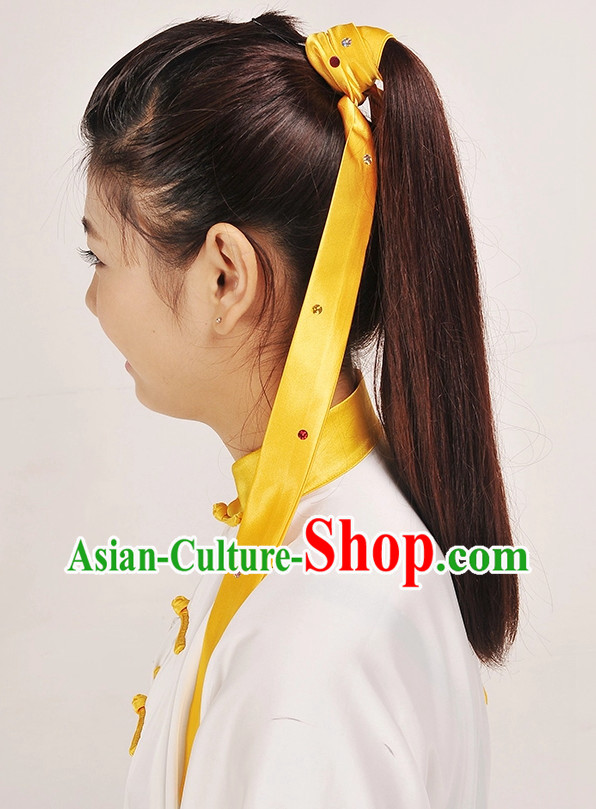 Top Traditional Martial Arts Hair Cloth