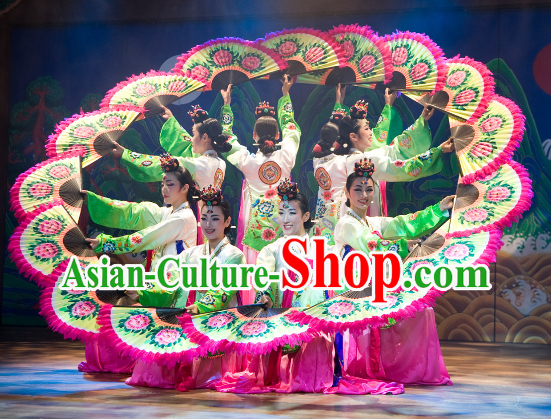 Korean Carnival Costumes Dance Costumes Traditional Costumes