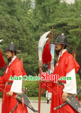 Korean Palace Hanbok Dance Costumes Carnival Costumes Traditional Costumes for Men