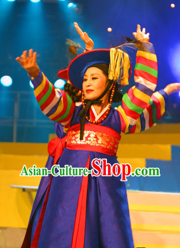 Korean Hanbok Dance Costumes Clothes Korean Clothing online for Men