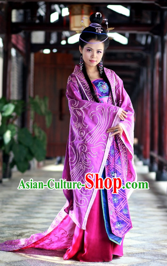 China Princess Costumes Carnival Costumes Dance Costumes Traditional Costumes for Women