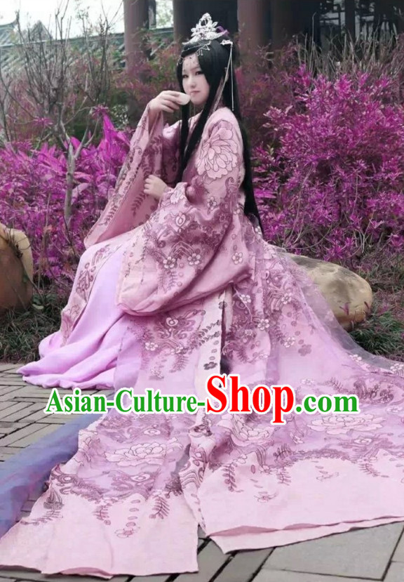 China Princess Costume Carnival Costumes Dance Costumes Traditional Costumes for Women