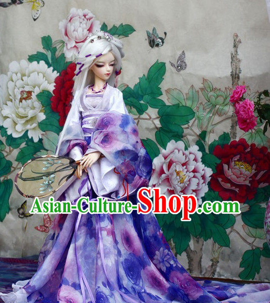 China Princess Skirt Carnival Costumes Dance Costumes Traditional Costumes for Women