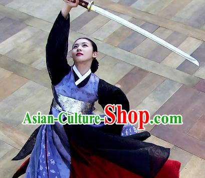 Korean Classical Hanbok Dance Costumes Clothes Korean Clothing online for Men and Women