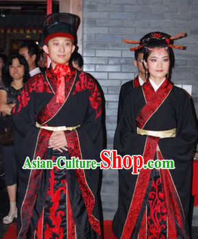 Chinese Classic Wedding Dresses Carnival Costumes Dance Costumes Traditional Costumes for Women