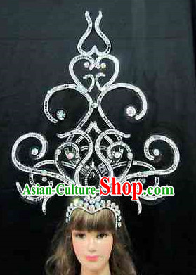 Professional Imperial Palace Hair Vines Hair Clamps Hair Jewels Hair Bows Hair Sticks Hairclips