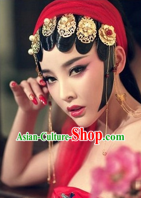 Asian Opera Stage Performance Hair Jewellry