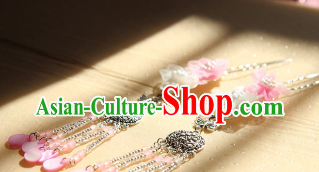 China Classical Handmade Hanfu Hair Combs