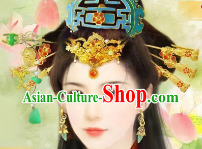 China Classic Bridal Accessories Bridal Headpieces Bridal Hair Combs Bridal Jewellery