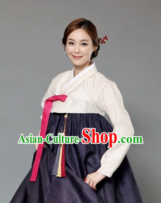 Korean Fashion Hanbok Traditional Dresses for Women