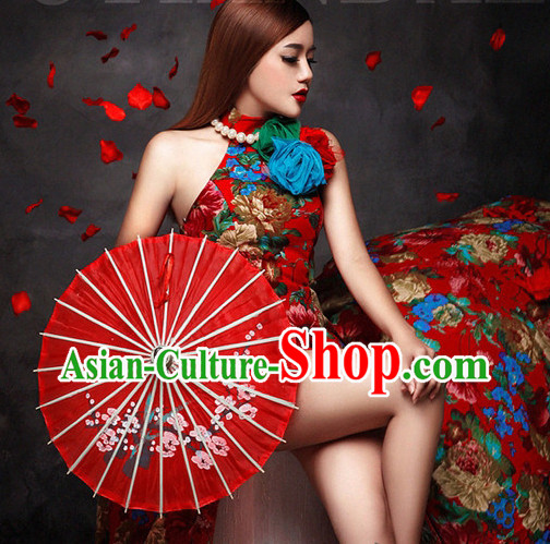 Chinese Traditional Bridal Wedding Dress