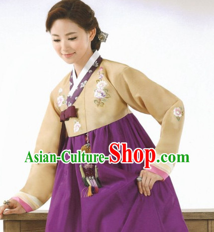 Asia Fashion Korean Costumes Apparel Outfits Clothes