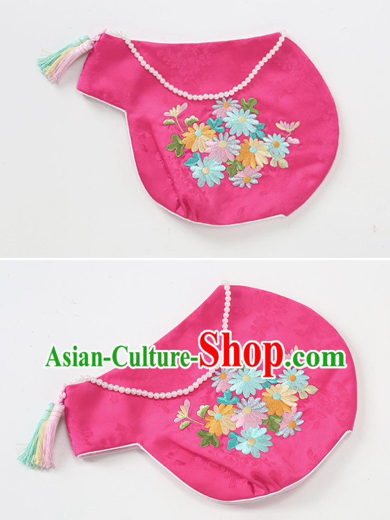 Korean Traditional Princess Hat for Kids