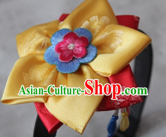 Korean Hanbok Hair Decorations for Girls