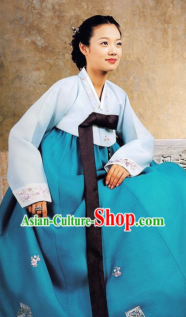 Korean Traditional Ceremonial Dress Asian Fashion Korean Dangui Hanboks Outfits Shopping online