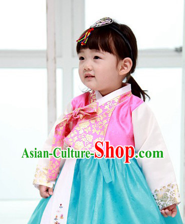 Korean Traditional Hanbok Clothing Korean Fashion Shopping online for Girls