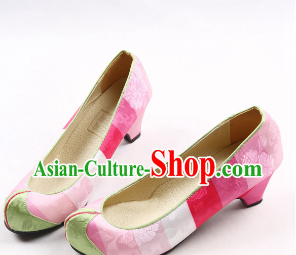 Traditional Korean Shoes for Women